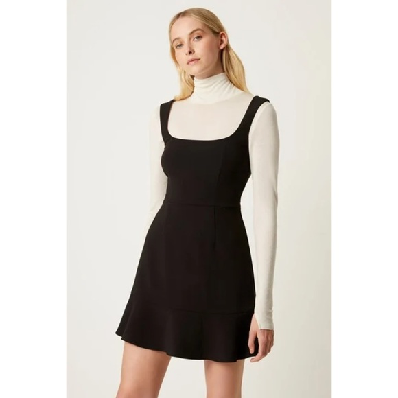 French Connection Dorotea Flare Mini Dress